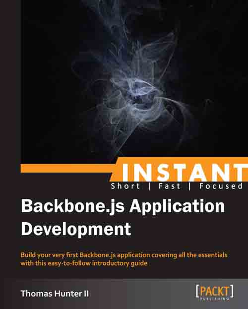 Backbone.js Application Development